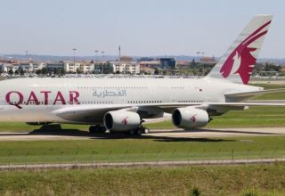 Qatar Airways expects to keep A380s parked for years