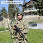 Azerbaijani MoD shows soldiers who liberated Hadrut from Armenian occupation (PHOTO) - Gallery Thumbnail