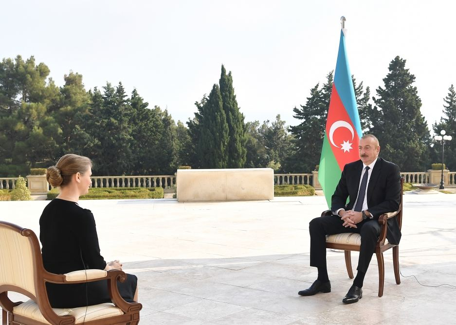 President Ilham Aliyev on possibility of observers introduction