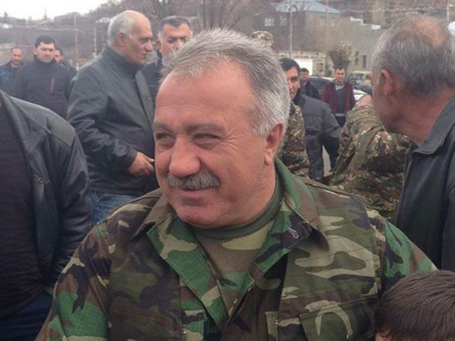 "Armenian ""Yerkrapah"" Volunteer Union chairman wounded during Karabakh clashes"