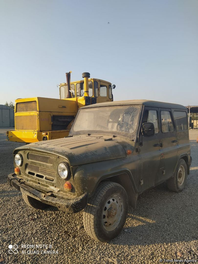 Azerbaijani army seizes more military equipment of Armenian armed forces on battlefield (PHOTO) - Gallery Image