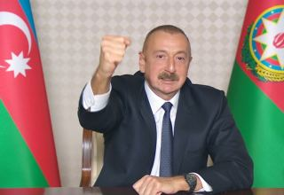 I want my dear people to know that the capture of every village and every height requires great courage - President Aliyev