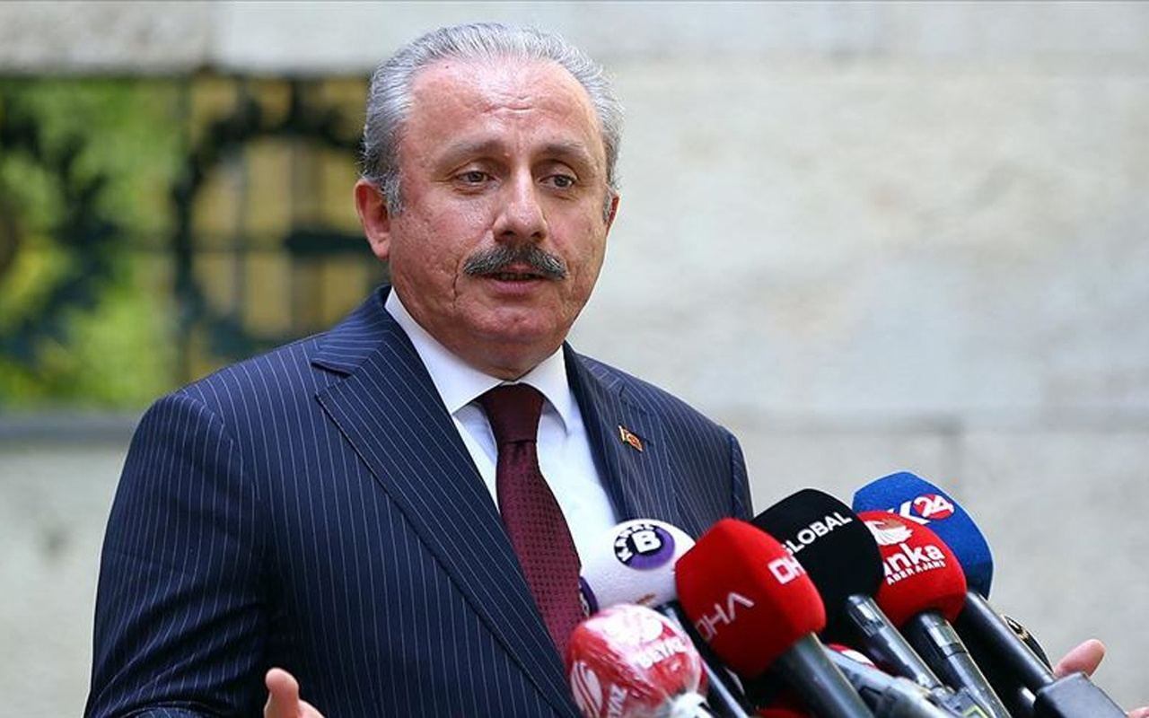 Armenia - source of threat to entire region, says Turkish parliament's chairman