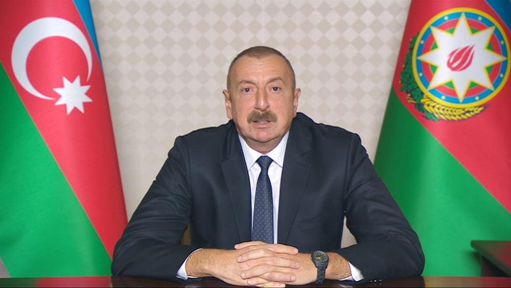They simply deceived us and international mediators - President Aliyev