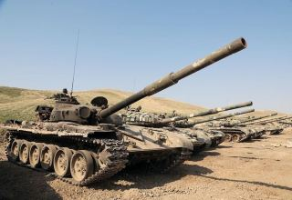 Casualties of Armenian military equipment since outbreak of hostilities in Karabakh named (PHOTO)