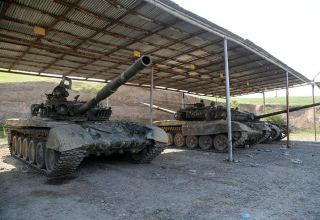 Military equipment abandoned by Armenian army on battlefield (PHOTO / VIDEO)