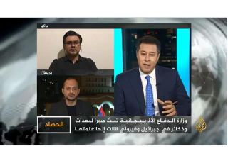 It's wrong to compare economically strong Azerbaijan with Armenia, Trend's editor-in-chief on Al Jazeera TV (VIDEO)