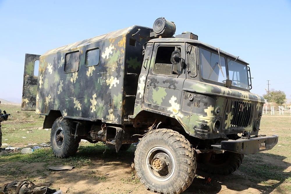 Military equipment abandoned by Armenian army on battlefield (PHOTO / VIDEO) - Gallery Image