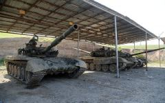 Military equipment abandoned by Armenian army on battlefield (PHOTO / VIDEO) - Gallery Thumbnail