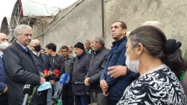 Azerbaijan to issue support for children who lost parents after Armenia's Ganja attack (PHOTO) - Gallery Thumbnail
