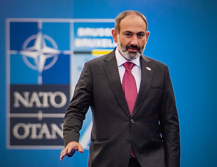 Trying to integrate into Europe, Pashinyan turns its back on Moscow, says Azerbaijani MP