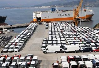 Turkish Trade Ministry says export of domestic cars to China up