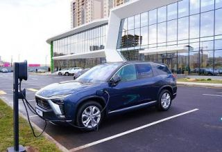 Kazakhstan to increase electric vehicles manufacturing by 2022