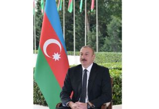 Our refugees and internally displaced persons must return to all the occupied territories - President Aliyev