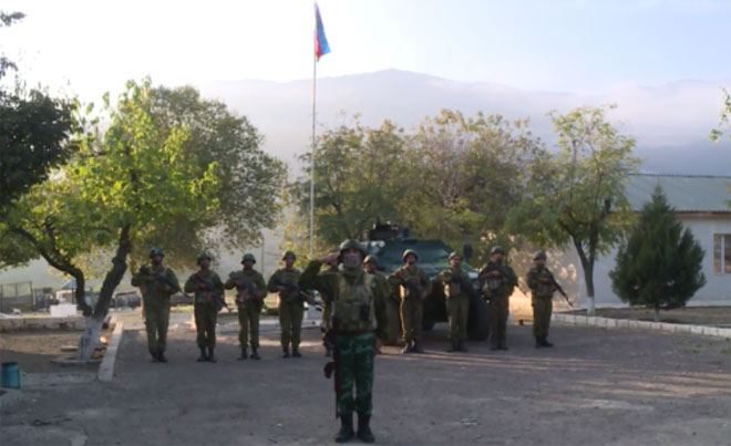 Azerbaijani army liberates 4 cities, 4 settlements and 165 villages within 1 month