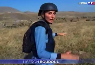 'Reporters Without Borders' condemns Armenian online attacks against French TV reporter