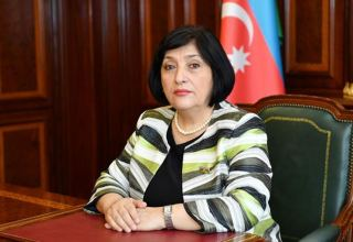Azerbaijani tricolor flag flying again in Lachin - Speaker of parliament