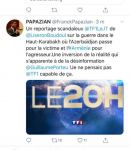 Armenians threatening to kill French TV channel's journalist (PHOTOS) - Gallery Thumbnail