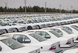 Iran boosts manufacturing of passenger cars