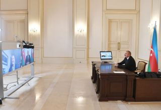 In center of Baku, there is Armenian church, but mosques on occupied territories were destroyed - President Aliyev