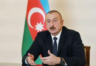 With Georgia our relations are excellent, says Azerbaijani president