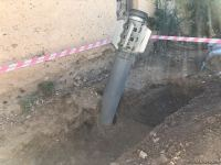 Unexploded missile on territory of Azerbaijan's Goranboy (PHOTO) - Gallery Thumbnail