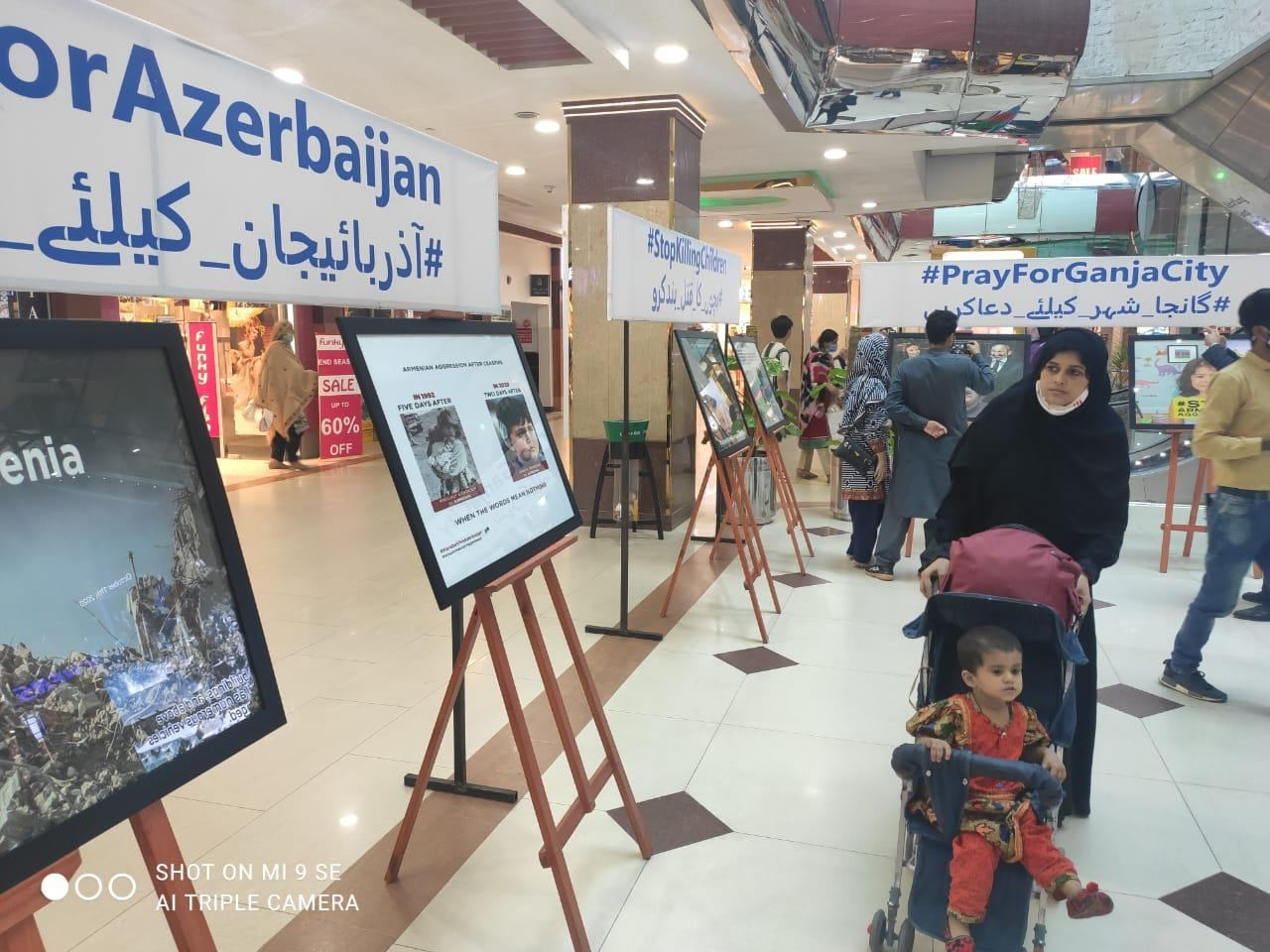 Islamabad condemns killing of Azerbaijani civilians by Armenian Armed Forces (PHOTO/VIDEO) - Gallery Image