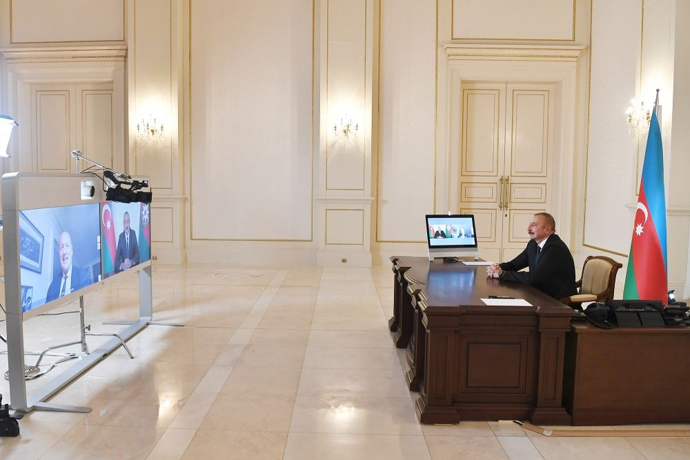 And after war with Armenia stops, political settlement enforced, role of Turkey will be very important, very positive – President Aliyev
