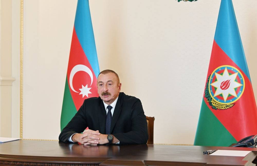President Ilham Aliyev on political objectives of Armenian military attack on Azerbaijan