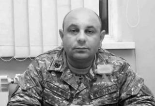 Azerbaijani army neutralizes high-ranking Armenian soldier