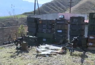 Armenian armed forces forced to retreat, suffering losses (VIDEO)