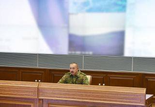 I want to assure people of Azerbaijan today that we will not turn back from right path - President of Azerbaijan