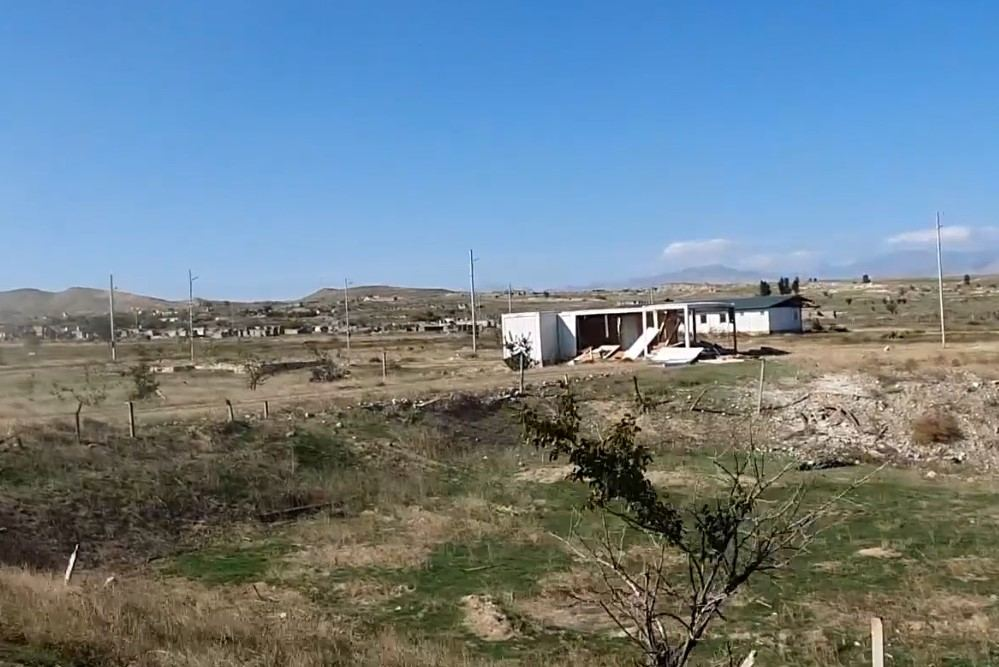 Footage from Azerbaijani Jabrayil and Zangilan regions liberated from occupation unveiled (VIDEO)