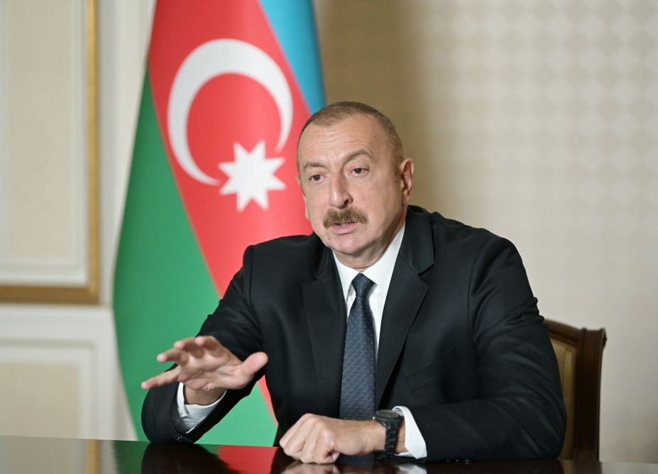 If I launched the war why should I wait for 17 years? - President of Azerbaijan