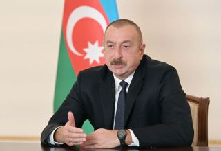 I regret that unfounded accusations come from the co-chair countries, says President of Azerbaijan