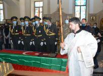 Азербайджанский военнослужащий Дмитрий Солнцев похоронен во второй Аллее шехидов (ФОТО) - Gallery Thumbnail