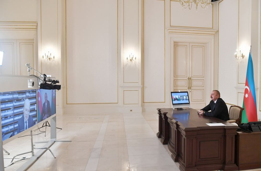Italy can play very important role in settlement of Karabakh conflict - President Ilham Aliyev
