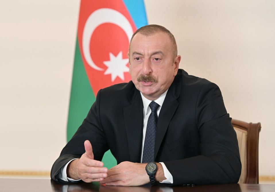 New government of Armenia has repeatedly stated that fundamental principles are unacceptable for it - President Aliyev