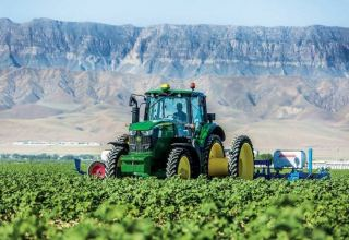 Investments in Kazakhstan's agriculture surge