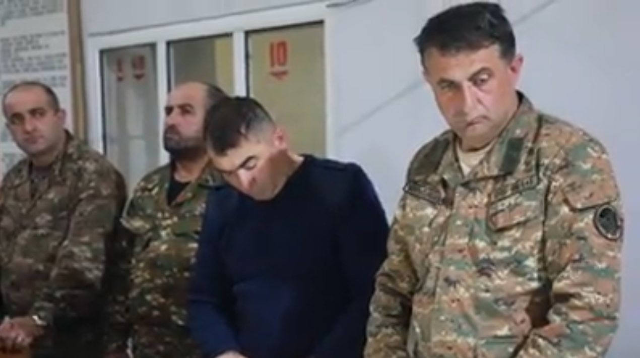 Suffering one defeat after another, Armenian separatists appoint new 'defense minister' (PHOTO)