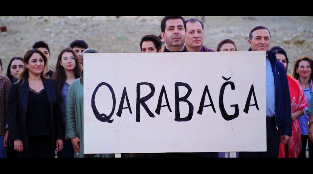 Мы готовы восстановить Карабах! – известные азербайджанские артисты (ФОТО/ВИДЕО)