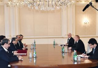Iranian-Azerbaijani relations have developed rapidly in recent years - Azerbaijani president