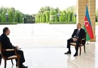 I don't know how efficient meetings are going to be now with regard to Armenian leadership - President Aliyev