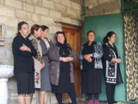Farewell ceremony held for 7-year-old girl killed due to Armenian missile attack (PHOTO) - Gallery Thumbnail