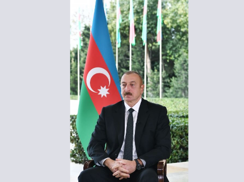 If someone willing to create second Armenian state, let them give away part of their own territory - Azerbaijani president