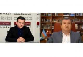 Armenia's attacks on civilians discussed during Baku-Istanbul teleconference held be Trend News Agency (VIDEO)