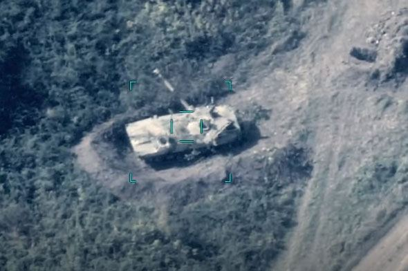 Azerbaijan avenges attack on Barda: Armenian units that subjected to fire civilian infrastructure, civilian population destroyed (VIDEO)