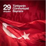 First Vice-President Mehriban Aliyeva congratulates brotherly people of Turkey on 29 October-Republic Day - Gallery Thumbnail