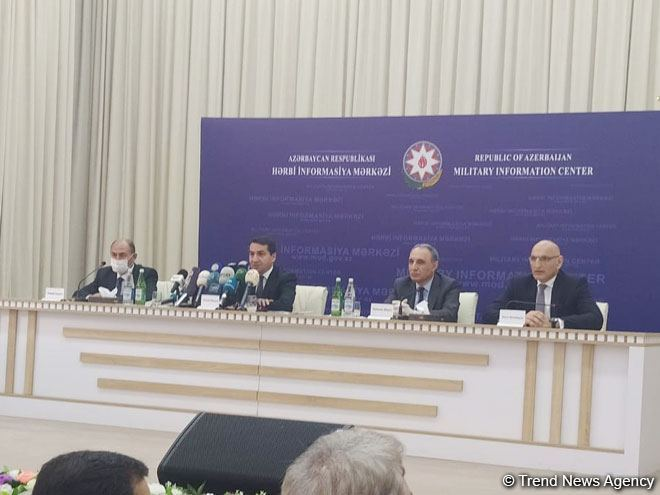 Armenian leadership shelled Tartar ignoring visit of diplomats - President's aide