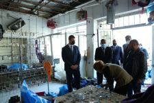 Missile attacks on Barda by Armenian Armed Forces heavily damage local business entities (PHOTO) - Gallery Thumbnail